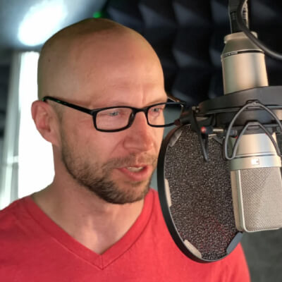 Andy Field Voice Artist E Learning Img