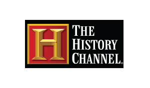 Andy Field Voice Artist The History Channel Logo
